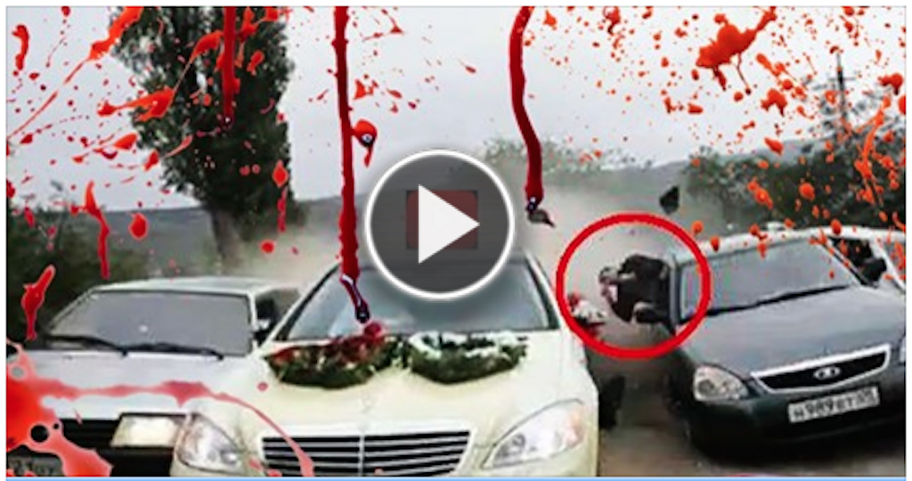BLOOD WEDDING (Accidents at the wedding)