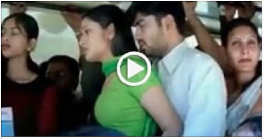 Shocking Video – Dekho Bus Ch Kiven Janani Nu Cheria ( Very Sad )